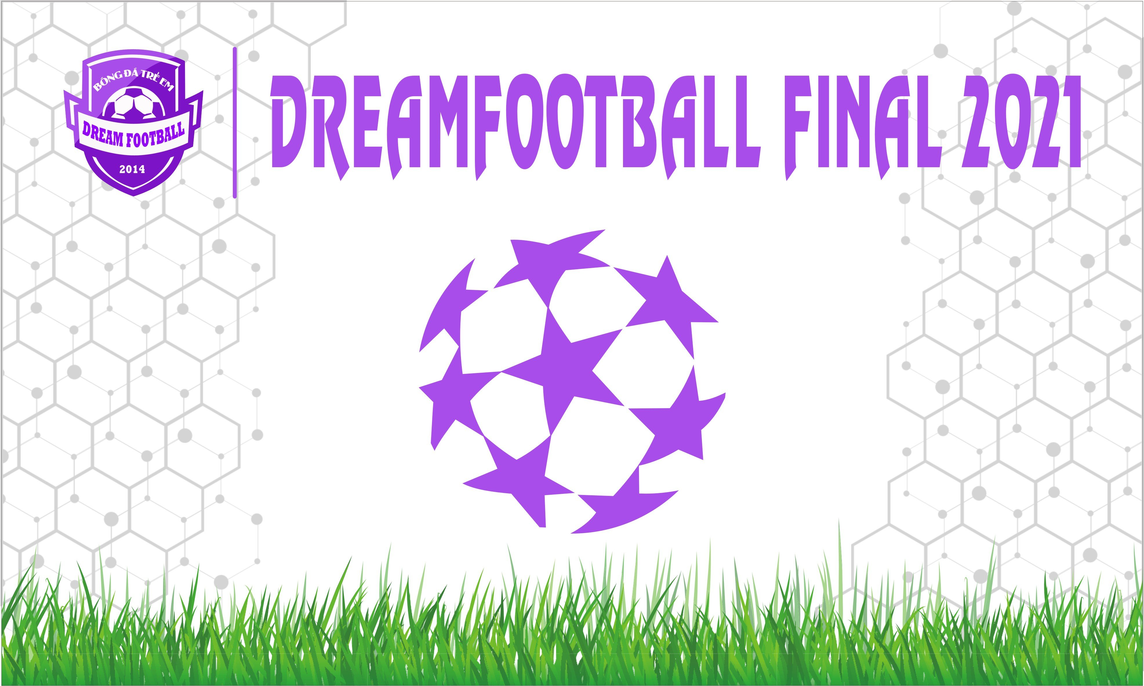 Giải Dreamfootball Final 2021